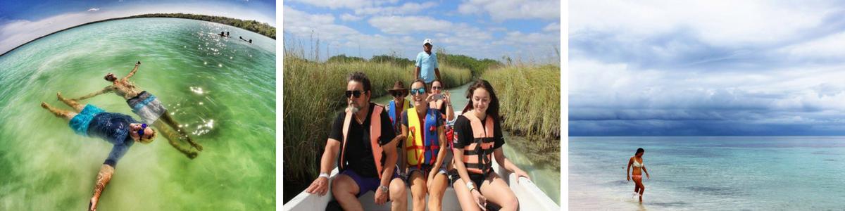 lagoons, tours