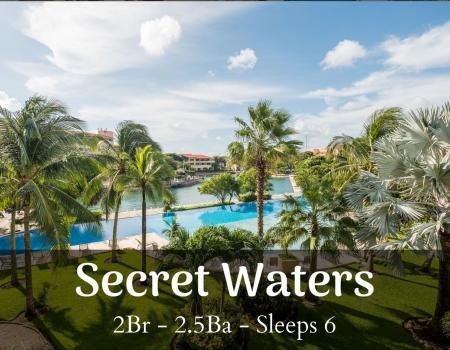 Secret Waters Puerto Aventuras