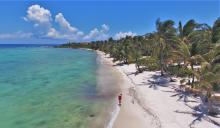 beachfront vacation rental, aventuras akumal, riviera maya