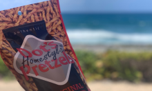 beachfront vacation rental, aventuras akumal, riviera maya, dots pretzels